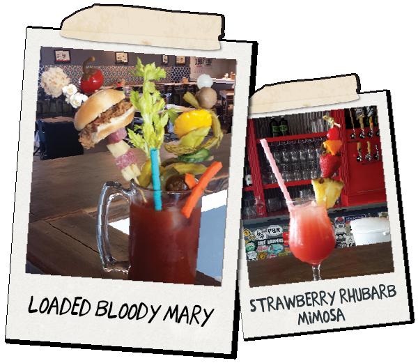 Slippery Pig Cocktails